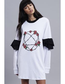 Heartagram Dress by The Ragged Priest