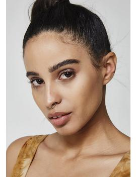 Gold Link Up Later Septum Ring by Ana Accessories