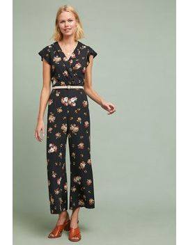 Bering Ruffled Jumpsuit by If By Sea