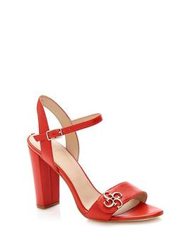 Lami Leather Sandal by Guess