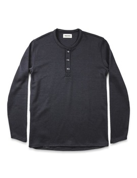 The Merino Henley by Taylor Stitch