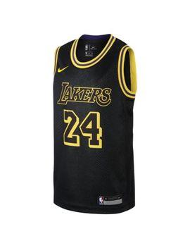 Kobe Bryant City Edition Swingman (Los Angeles Lakers) by Nike