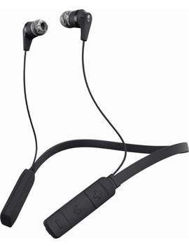 Ink'd Wireless In Ear Headphones   Gray/Black by Skullcandy