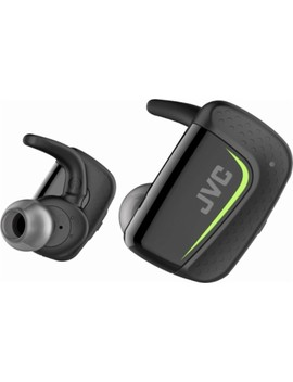 Ha Et90 Bt Sport True Wireless In Ear Headphones   Black by Jvc