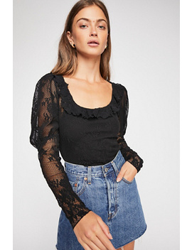Femme Fatale Long Sleeve by Free People