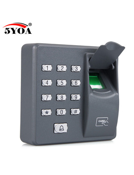 Biometric Fingerprint Access Control Machine Digital Electric Rfid Reader Scanner Sensor Code System For Door Lock by 5 Yoa