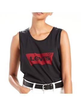 Women's Levi's® Batwing Logo Muscle Tank by Levi's