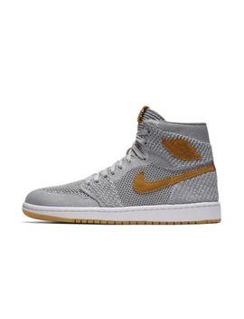 Air Jordan 1 Retro High Flyknit Men's Shoe. Nike.Com Gb by Nike