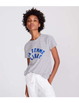 Style Club Femme Libre Tee by Lou & Grey