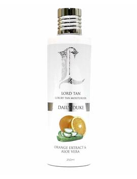 Lord Tan Daily Duke Luxurious Mens Gradual Self Tanning Moisturiser   250ml by Amazon