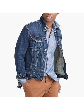 Flex Denim Jacket by J.Crew