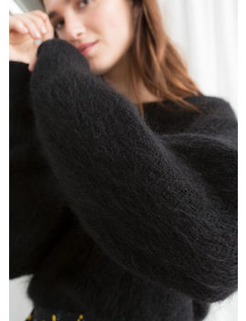 Off Shoulder Sweater by & Other Stories