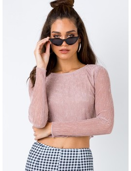 Lorelei Long Sleeve Top by Princess Polly