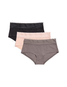 3er Pack Slips Shortie by H&M