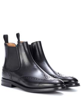 Ketsby Leather Chelsea Boots by Church's