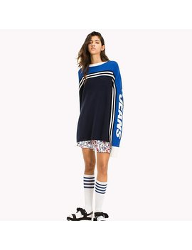 Cotton Oversized Sweatshirt by Tommy Hilfiger