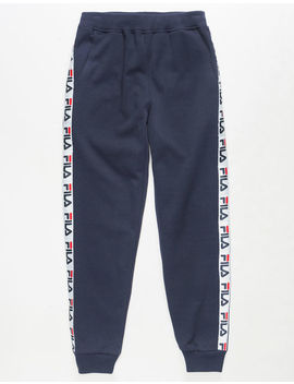 Fila Heritage Logo Girls Sweat Pants by Fila