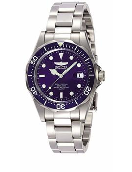 Invicta Men's 9204 Pro Diver Collection Silver Tone Watch by Amazon
