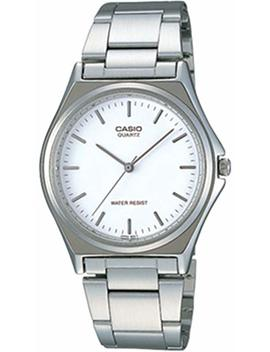 Casio Men's Mtp1130 A 7 A Silver Stainless Steel Quartz Watch by Amazon