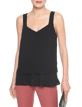 Layered Top by Banana Republic Factory