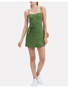 Beso Mini Dress by Faithfull The Brand