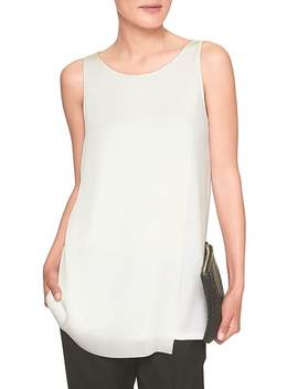 Layered Tunic Top by Banana Republic Factory