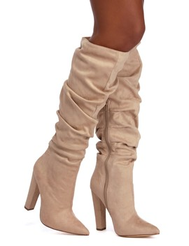 Downtown Swag Slouch Boots by Windsor