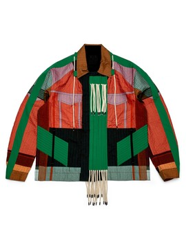 Craig Green M Main Tent Jacket (Green) by Dover Street Market
