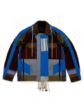 Craig Green M Main Tent Jacket (Blue) by Dover Street Market