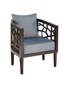 Mistana Dakota Armchair & Reviews by Mistana