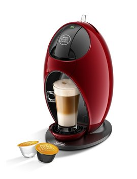 Nescafé Dolce Gusto By De'longhi Jovia Edg250 R Coffee Machine   Red by Amazon