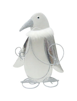 Artic Standing Penguin by At Home