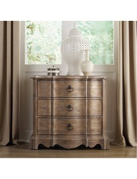 Hooker Furniture Corsica 3 Drawer Bachelor's Chest & Reviews by Hooker Furniture