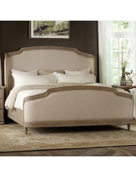 Hooker Furniture Hermon Upholstered Panel Bed & Reviews by Hooker Furniture