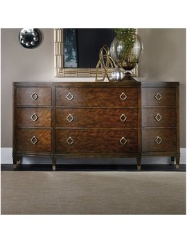 Hooker Furniture Hooker Furniture Skyline 9 Drawer Dresser by Hooker Furniture