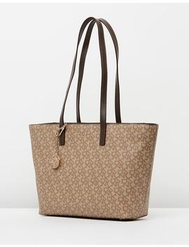 Bryant Large Zip Tote Bag by Dkny