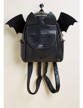 Banned Bat Any Rate Convertible Backpack by Banned