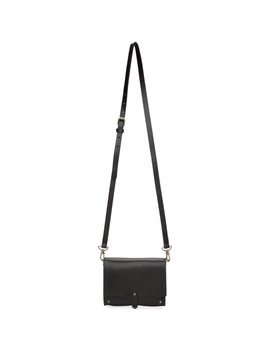 Black Box Bag by Ann Demeulemeester