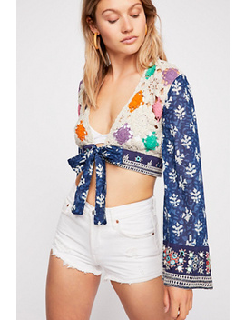 Tropical Hideout Top by Free People