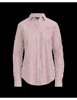 Monogram Striped Shirt by Ralph Lauren