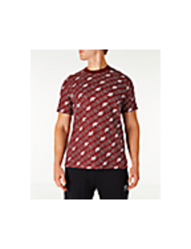 Men's Adidas Originals Adicolor Monogram T Shirt by Adidas