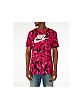 Men's Nike Sportswear 90's All Over Print T Shirt by Nike
