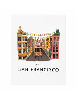 San Francisco by Rifle Paper Co.