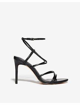 Strappy Heeled Sandals by Express