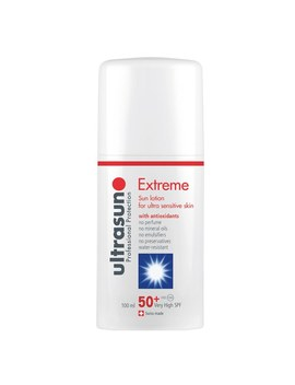 Ultrasun Ultra Sensitive 50+   Very High Protection (100 Ml) by Ultrasun