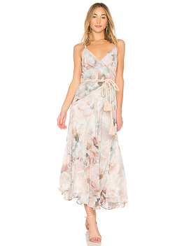 Winnie Spliced Slip Dress by We Are Kindred