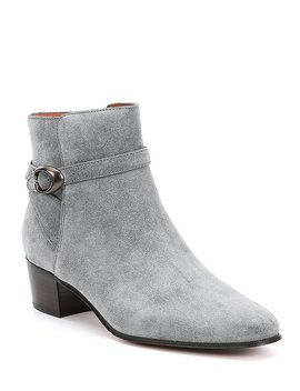Chrystie Booties by Generic