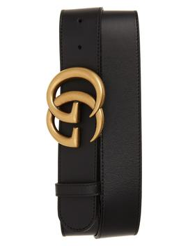 Cintura Donna Leather Belt by Gucci