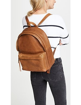 The Lorimer Backpack by Madewell