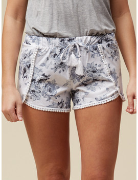 Tineo Pajama Shorts by Altar'd State